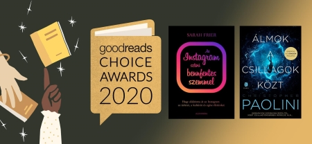 Íme a Goodreads Choice Awards 2020-as döntősei!
