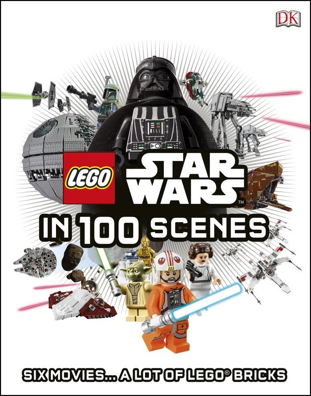 LEGO(r) Star Wars in 100 Scenes