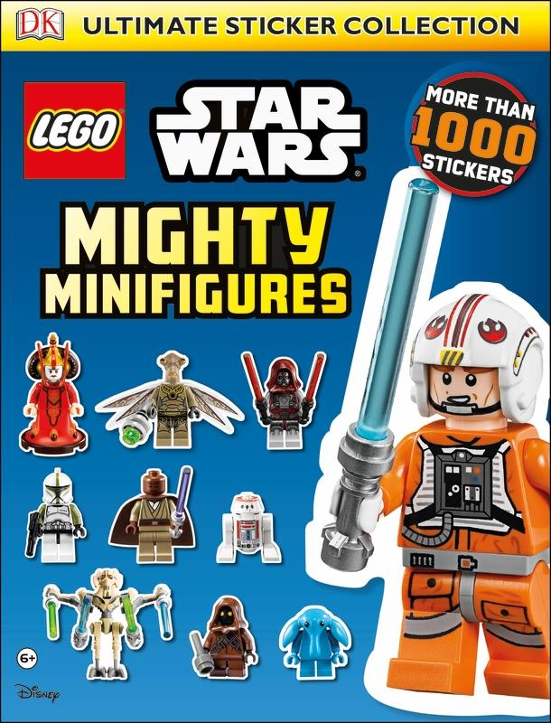 LEGO(r) Star Wars™ Mighty Minifigures Ultimate Sticker Collection
