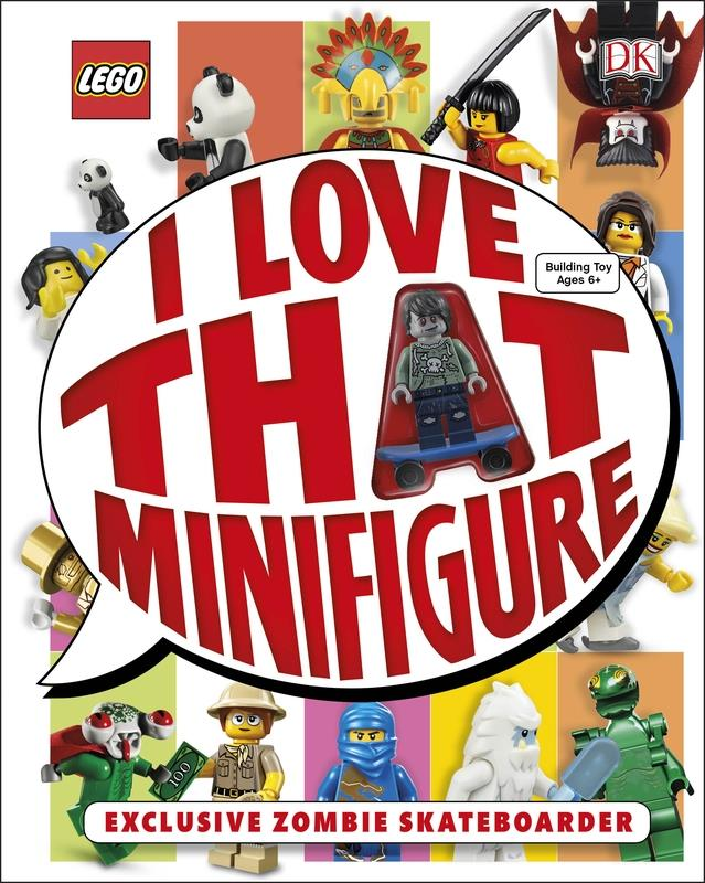LEGO(r) I Love That Minifigure