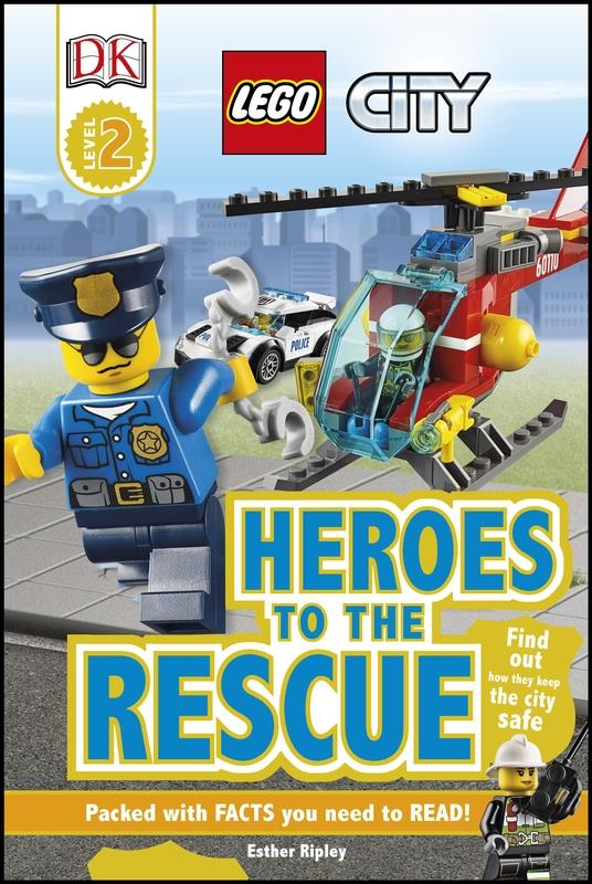 LEGO(r) City Heroes to the Rescue