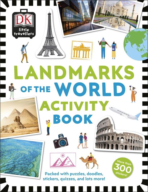 Little Travellers Landmarks of the World