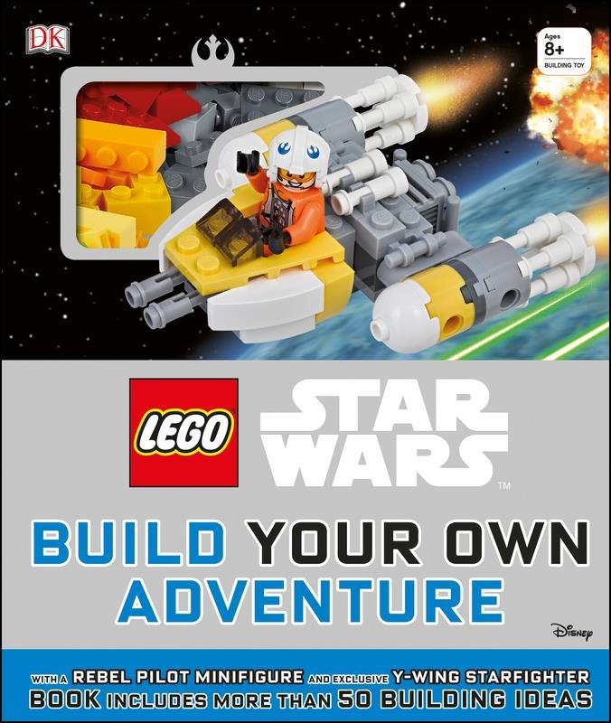LEGO(r) Star Wars Build Your Own Adventure