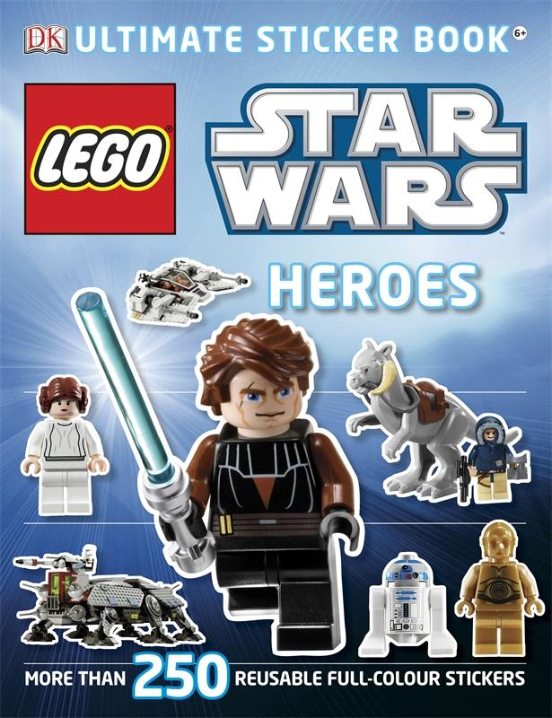 LEGO(r) Star Wars Heroes Ultimate Sticker Book