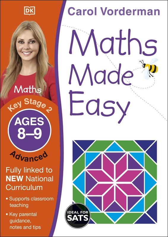 Maths Made Easy Ages 8-9 Key Stage 2 Advanced