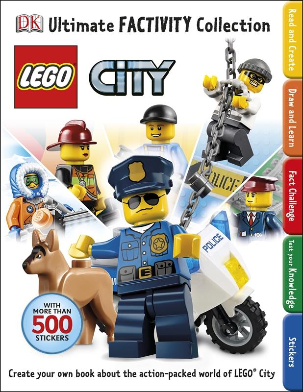 LEGO(r) City Ultimate Factivity Collection