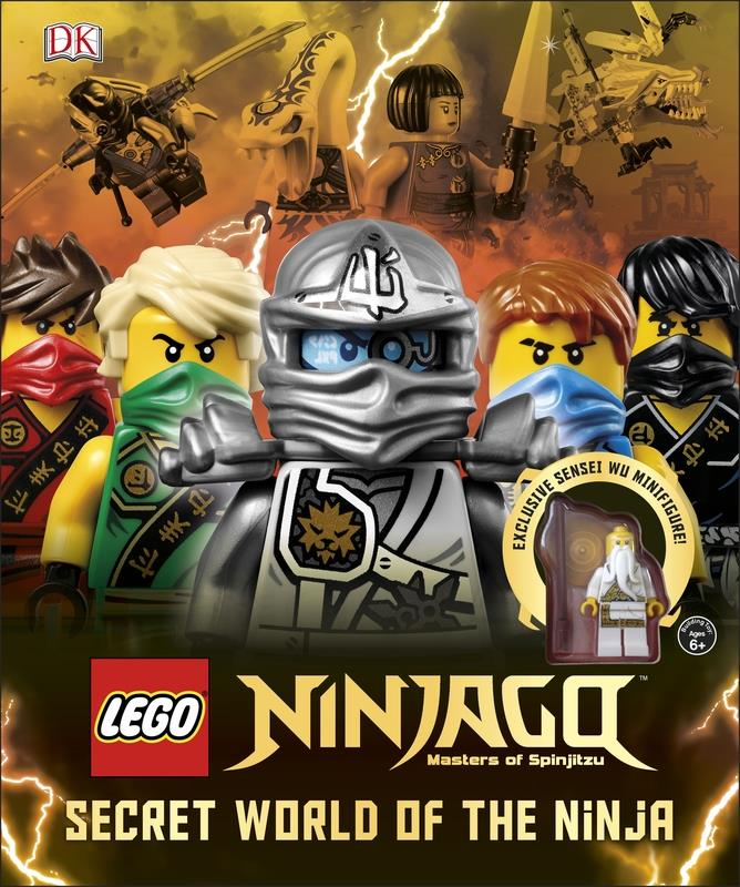 LEGO(r) Ninjago Secret World of the Ninja