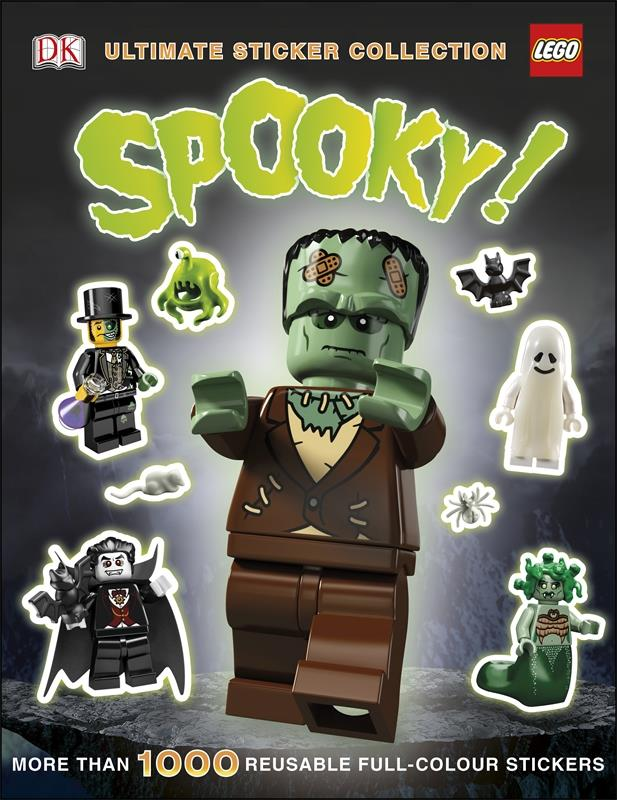 LEGO(r) Spooky! Ultimate Sticker Collection