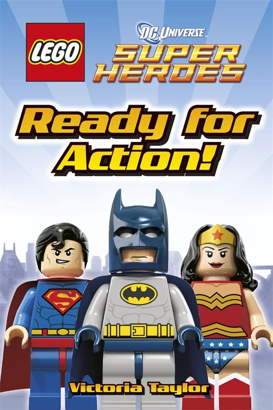 LEGO(r) DC Super Heroes Ready for Action!
