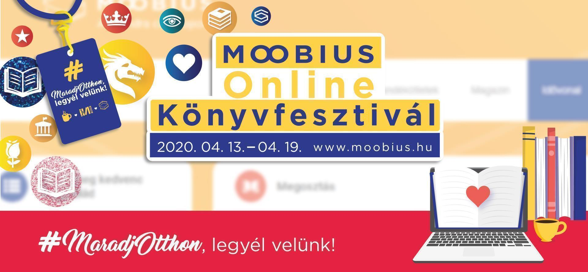 Moobius Online Könyvfesztivál